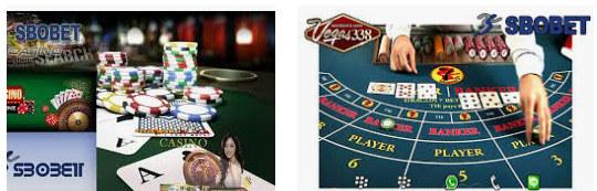 Jenis permainan casino sbobet dengan taruhan besar