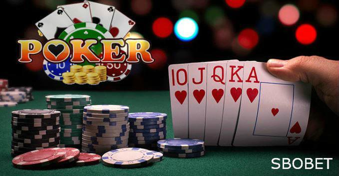 Teknologi yang sering dipakai saat permainan poker sbobet