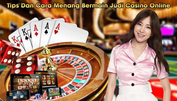 Tips menang di casino online sbobet